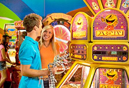 bay area arcade video games